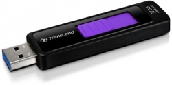 Transcend JetFlash 760 32GB USB3.0 Fekete-Lila Pendrive (TS32GJF760)