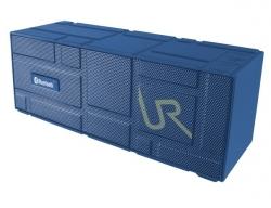 Trust Urban Revolt Streetbeat Bluetooth Vezeték nélküli  Kék Hangszóró (19699)