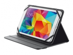 Trust Primo Folio Case with Stand 7-8'' Fekete Tablet Tok (20057)