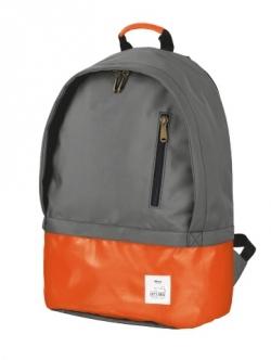 Trust Cruz Backpack 16'' Szürke-Narancssárga Notebook Hátitáska (20103)