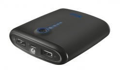 Trust XPO 10400 Portable Charger Fekete PowerBank (20386)