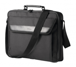 Trust Atlanta Carry Bag 17.3   Fekete Notebook Táska ... a7343882e5