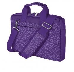 Trust Bari Carry Bag 13.3'' Lila-mintás Notebook Táska (21164)