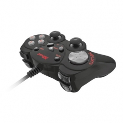 Trust Gamepad - GXT 24 Runa (Playstation design; fekete)