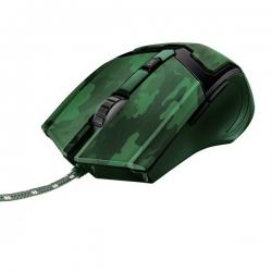 Trust GXT 101D Gav USB gamer jungle camo egér (22793)