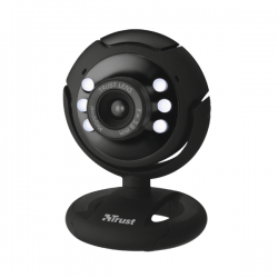 TRUST Pro 1,3Mp USB Webcamera (16428)