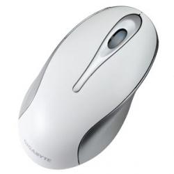 GIGABYTE M5100 USB optikai fehér egér (GM-M5100-WBR)