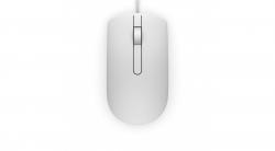 DELL MS116 USB optikai fehér egér (570-AAIP)