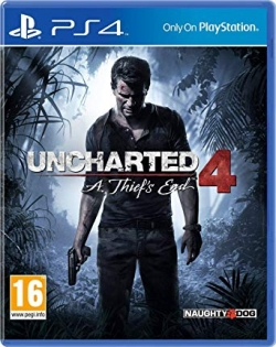 Uncharted 4: A Thief`s End PS4