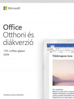 Microsoft Office 2019 Otthoni és Diákverzió (79G-05049)
