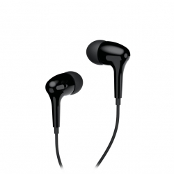 Genius GHP-206 fekete fülhallgató (31710192100)