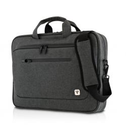V7 Slim 14.1'' notebook táska szürke /CTPX6-1E/