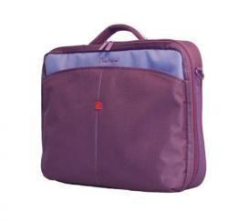 Continent Notebook táska 15,6'' Violet (CC-02V)