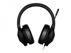 Razer Kraken USB 7.1 mikrofonos fekete-zöld gamer headset (RZ04-01200100-R3M1)