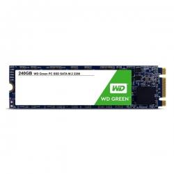 Western Digital SSD 240GB Green Series M.2 SATA3 (WDS240G2G0B)