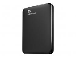 Western Digital External Elements Portable 2,5'' 1TB HDD (WDBUZG0010BBK-EESN)