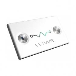 WIWE DSW0001-0000 EKG diagnosztizáló eszköz fehér