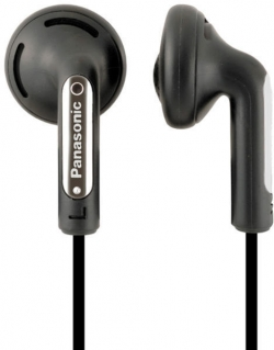 Panasonic RP-HV154E-K fekete fülhallgató