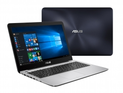 ASUS X556UQ-DM791D Kék Notebook