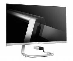 AOC IPS monitor 23,8'', PDS241 1920x1080, 16:9, 250 cd/m2, 4ms, HDMI, Porsche Design