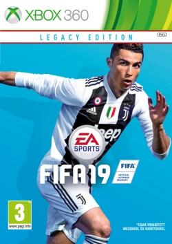 FIFA 19 Legacy Edition XBOX360 játék (1038957)