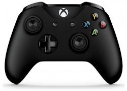 Xbox One vezetéknélküli kontroller fekete