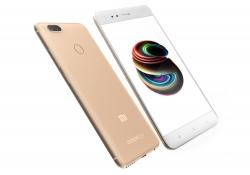 Xiaomi Mi A1 64GB Arany okostelefon (XMIA1_G64DS)
