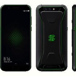 Xiaomi Black Shark 128GB (FEKETE) okostelefon - (XMIABLSHRK_B128DS)