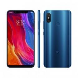 Xiaomi Mi 8 128GB (Kék) okostelefon - (XMI8_BL128DS)