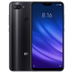 Xiaomi Mi 8 LITE 128GB (Fekete) okostelefon - (XMI8LITE_B128DS)