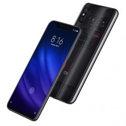 Xiaomi Mi 8 Pro 128GB (Átlátszó Titán) okostelefon - (XMI8PRO_TT128DS)