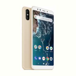 Xiaomi Mi A2 32GB Arany okostelefon (XMIA2_G32DS)