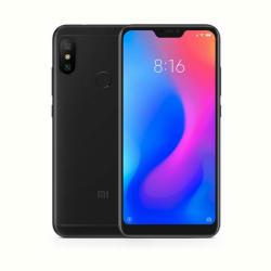 Xiaomi Mi A2 Lite 64GB Fekete okostelefon (XMIA2LITE_B64DS)