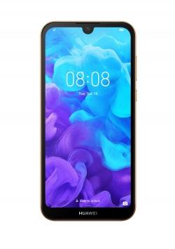 Huawei Y5 2019 DualSim borostyán barna Okostelefon (51093SGX)