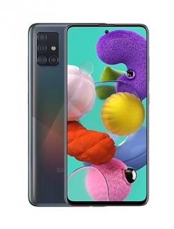 Samsung A715F GALAXY A71 Fekete 128GB Dual Okostelefon (SM-A715FZKUXEH)