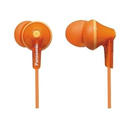 Panasonic RP-HJE125E-D narancssárga fülhallgató