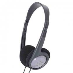 Panasonic RP-HT010E-H fekete-szürke fejhallgató