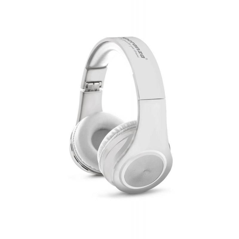 ESPERANZA FLEXI bluetooth mikrofonos fehér-ezüst fejhallgató (EH165W) e36e8b9910