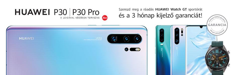 Huawei P30 Pro ráadassal!