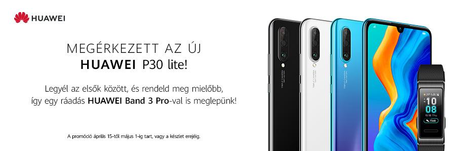 Huawei P30 Lite ráadassal!