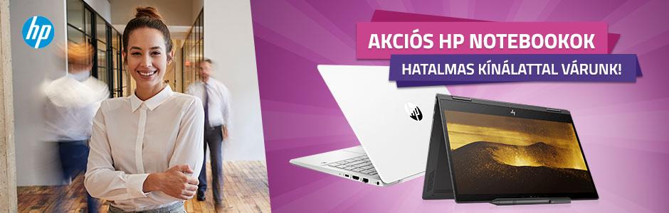 Akciós HP notebookok