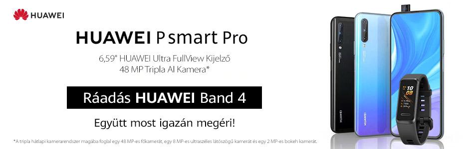 HUAWEI P smart Pro előrendelési akció!