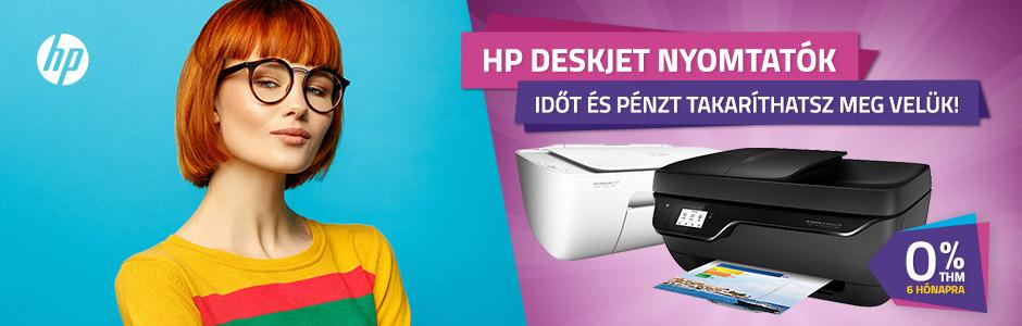 HP DeskJet nyomtatók