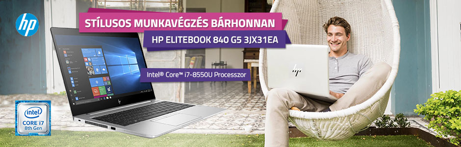Dolgozz bármikor, bárhonnan a HP notebookjaival!